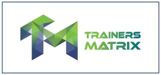 Trainers Martrix Logo